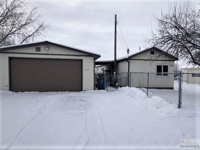 3420 Wasco Avenue, Billings, MT 59101 (MLS #316464) :: Search Billings Real Estate Group