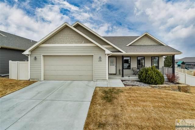 6745 Cove Creek Drive, Billings, MT 59106 (MLS #316465) :: Search Billings Real Estate Group