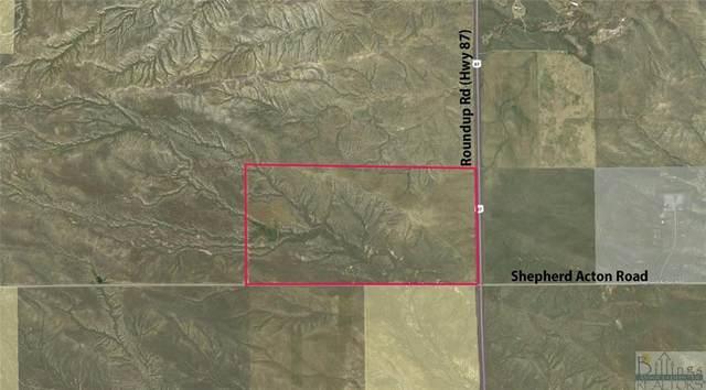 00 Shepherd Acton Road, Shepherd, MT 59079 (MLS #316470) :: Search Billings Real Estate Group