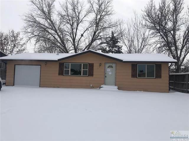 2774 Phyllis Cir S, Billings, MT 59102 (MLS #316472) :: MK Realty