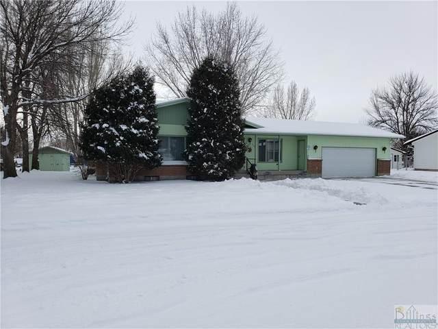 618 West 13th Street, Laurel, MT 59044 (MLS #316478) :: Search Billings Real Estate Group