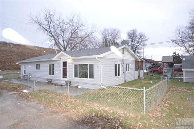 234 Riverside Road, Billings, MT 59101 (MLS #316479) :: MK Realty