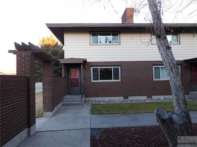 1600 Ave. E, Billings, MT 59102 (MLS #316480) :: Search Billings Real Estate Group