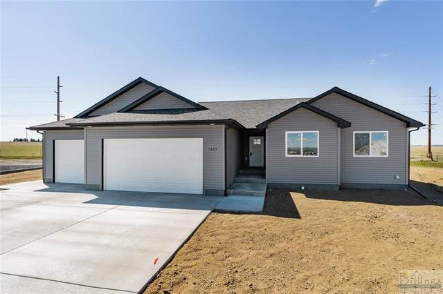 7044 Shiny Penny Way, Billings, MT 59106 (MLS #316491) :: Search Billings Real Estate Group