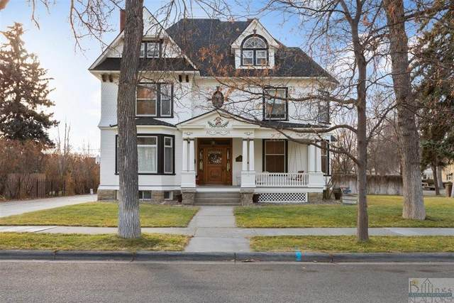 142 Clark Avenue, Billings, MT 59101 (MLS #316496) :: Search Billings Real Estate Group