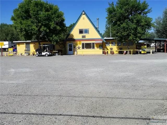 2205 Mt St Hwy 47, Hardin, MT 59034 (MLS #316500) :: MK Realty