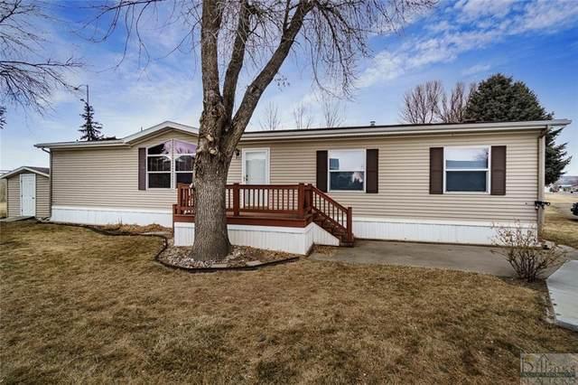 3958 S Tanager Lane, Billings, MT 59102 (MLS #316506) :: Search Billings Real Estate Group