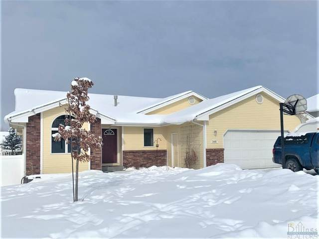 3405 Prestwick Road, Billings, MT 59101 (MLS #316511) :: Search Billings Real Estate Group