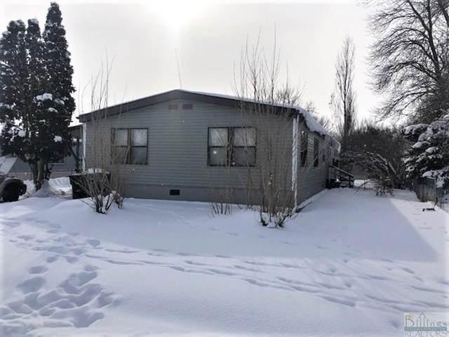 336 Windsor Circle S, Billings, MT 59105 (MLS #316520) :: Search Billings Real Estate Group