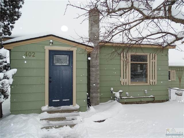 402 W 2nd Avenue, Big Timber, MT 59011 (MLS #316525) :: Search Billings Real Estate Group