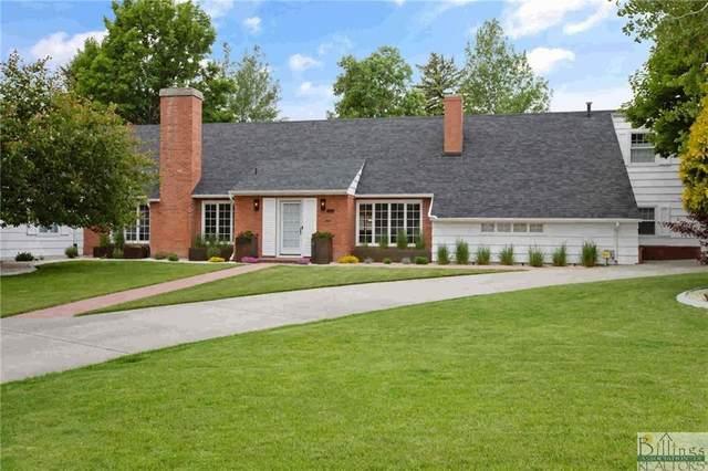 2618 Longfellow Place, Billings, MT 59102 (MLS #316534) :: MK Realty