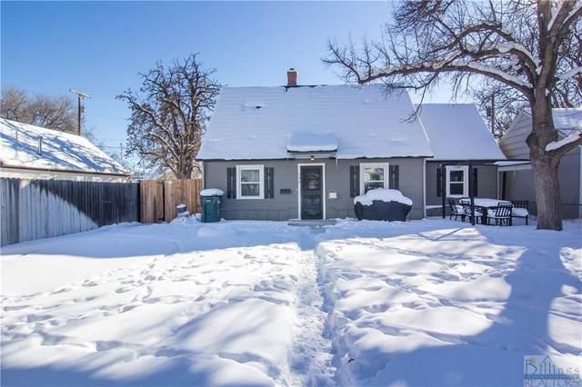 536 Wyoming Ave, Billings, MT 59101 (MLS #316535) :: MK Realty