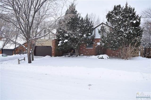 3102 Morledge Street, Billings, MT 59102 (MLS #316537) :: Search Billings Real Estate Group