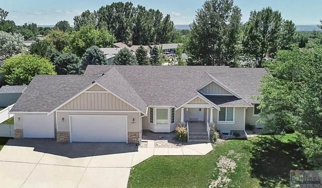 1105 Cherry Hills Dr, Laurel, MT 59044 (MLS #316555) :: Search Billings Real Estate Group