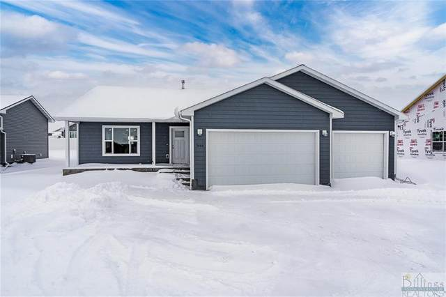 407 Montecito Avenue, Billings, MT 59105 (MLS #316561) :: MK Realty