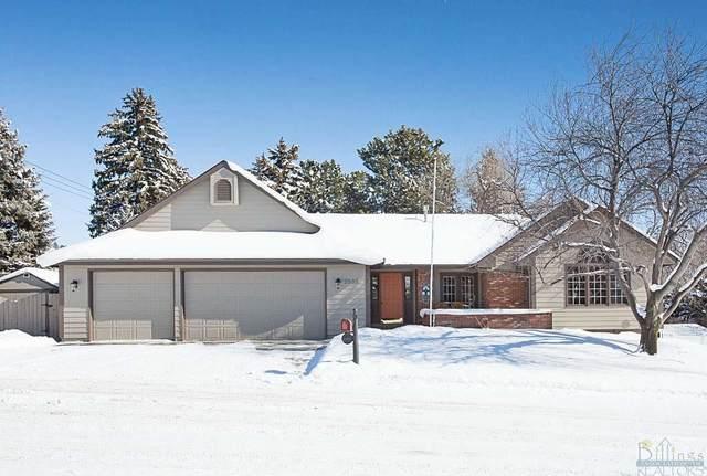 2885 Jennie Lane, Billings, MT 59102 (MLS #316566) :: Search Billings Real Estate Group