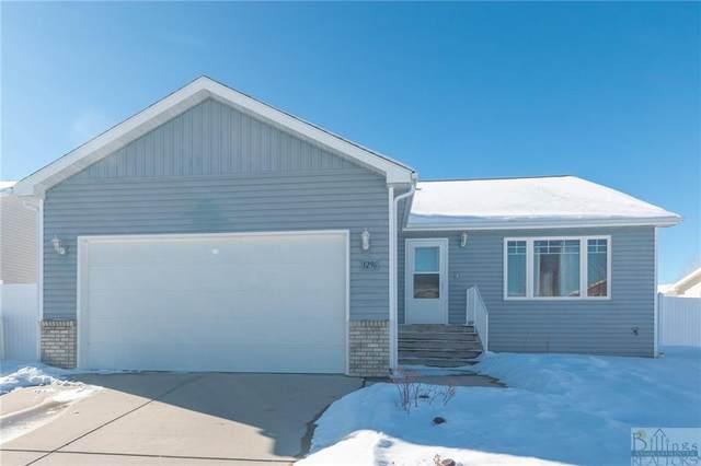 1296 Mirror Lake Lane, Billings, MT 59105 (MLS #316570) :: Search Billings Real Estate Group