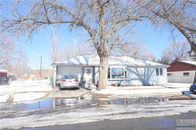 215 E 3rd Street, Laurel, MT 59044 (MLS #316573) :: The Ashley Delp Team