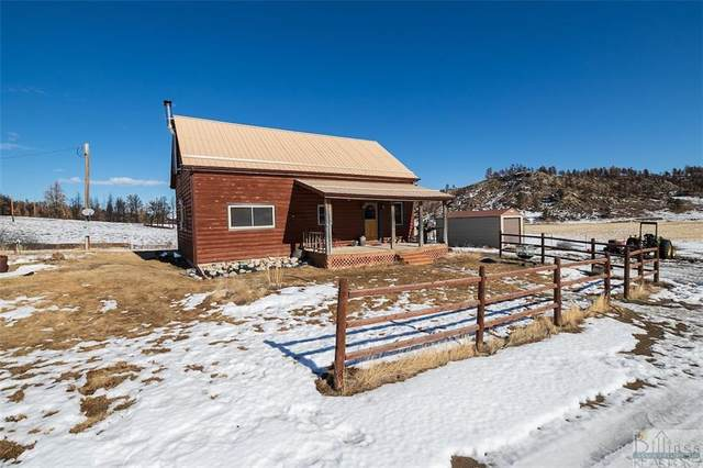 956 Fattig Creek Rd, Roundup, MT 59072 (MLS #316582) :: Search Billings Real Estate Group