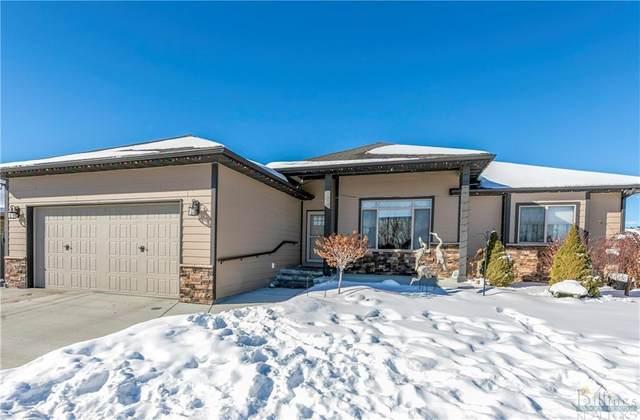 3010 E Copper Ridge Loop, Billings, MT 59106 (MLS #316591) :: Search Billings Real Estate Group