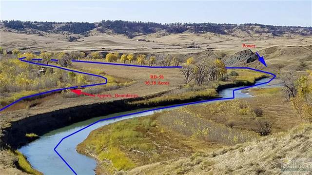 none Haley Coulee Trail, Other-See Remarks, MT 59087 (MLS #316619) :: Search Billings Real Estate Group