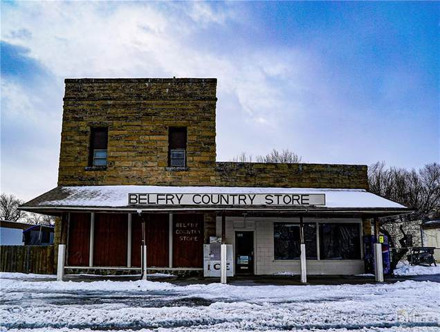 216 Broadway Avenue, Belfry, MT 59008 (MLS #316620) :: Search Billings Real Estate Group