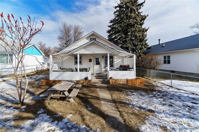534 E 3rd Ave N, Columbus, MT 59019 (MLS #316621) :: MK Realty