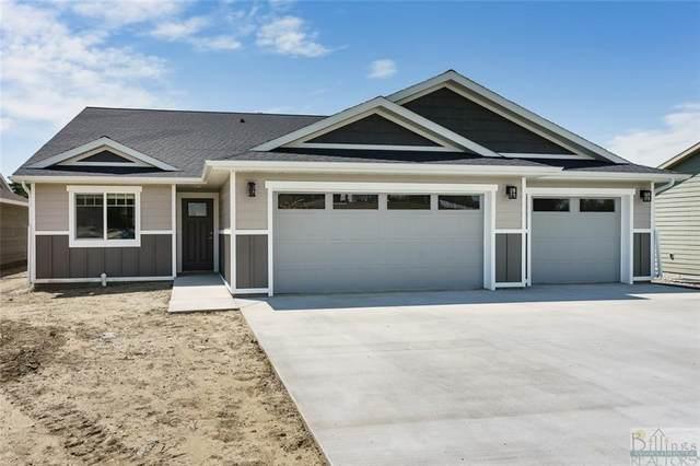 907 Mission Oaks, Billings, MT 59105 (MLS #316629) :: Search Billings Real Estate Group