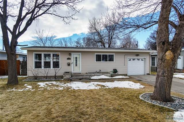 1212 Concord Drive, Billings, MT 59102 (MLS #316634) :: Search Billings Real Estate Group