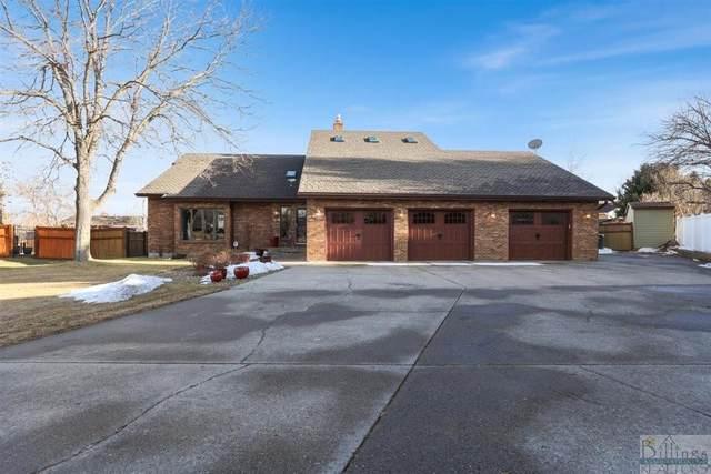 1009 Toole Circle, Billings, MT 59105 (MLS #316648) :: Search Billings Real Estate Group