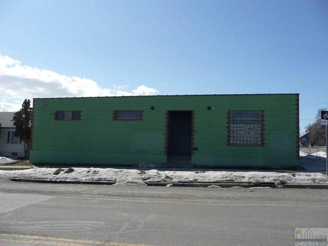 404 S 28th St, Billings, MT 59101 (MLS #316653) :: Search Billings Real Estate Group