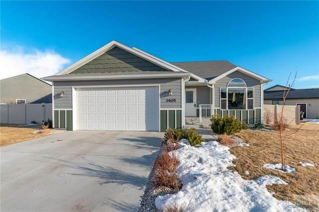 3405 Lucky Penny Lane, Billings, MT 59106 (MLS #316659) :: Search Billings Real Estate Group