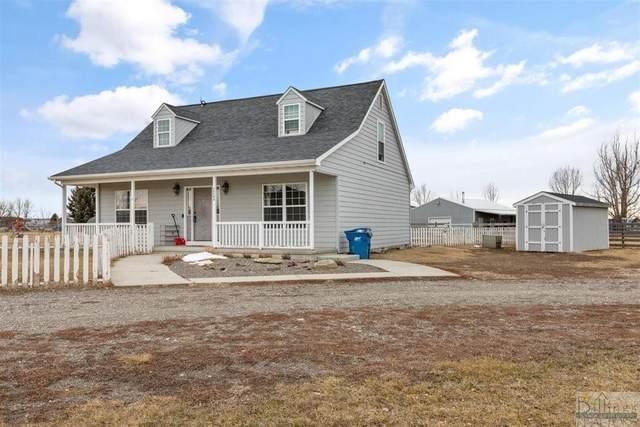 7704 Buckskin, Shepherd, MT 59079 (MLS #316660) :: Search Billings Real Estate Group