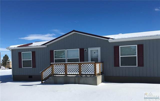 105 E Sunshine, Roundup, MT 59072 (MLS #316664) :: Search Billings Real Estate Group