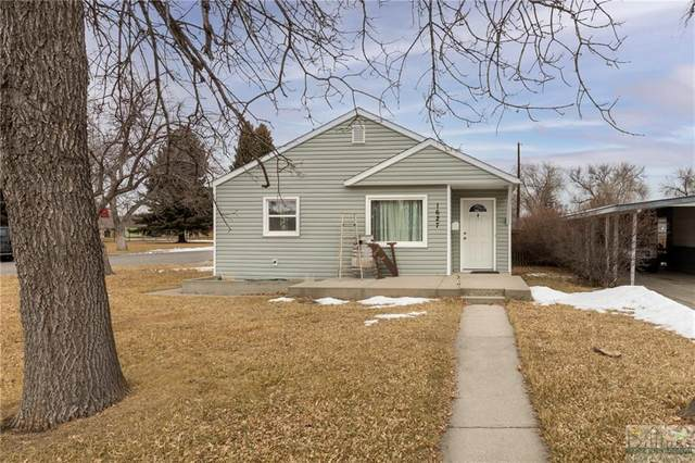 1627 Broadwater Avenue, Billings, MT 59102 (MLS #316687) :: MK Realty