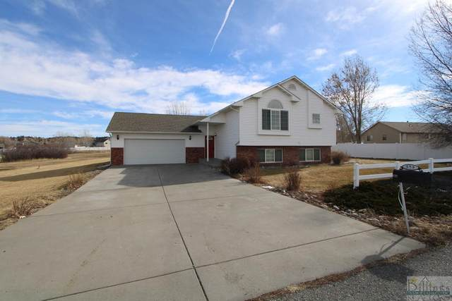575 Enfield Street, Billings, MT 59101 (MLS #316689) :: Search Billings Real Estate Group