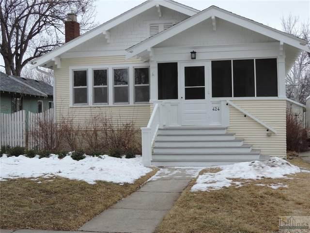 424 Yellowstone Avenue, Billings, MT 59101 (MLS #316691) :: Search Billings Real Estate Group