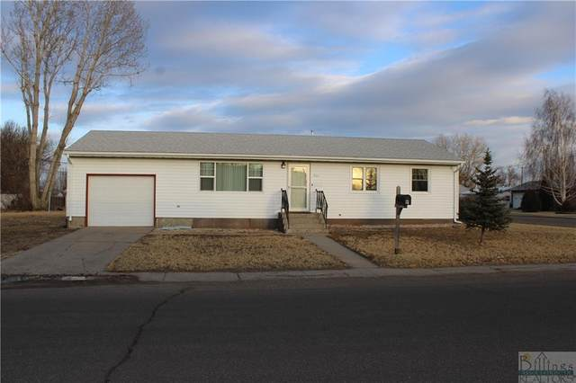 301 Fir Street, Glendive, MT 59330 (MLS #316693) :: Search Billings Real Estate Group