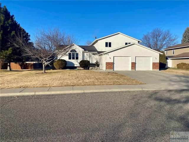 2208 Elsa Drive, Billings, MT 59102 (MLS #316694) :: MK Realty