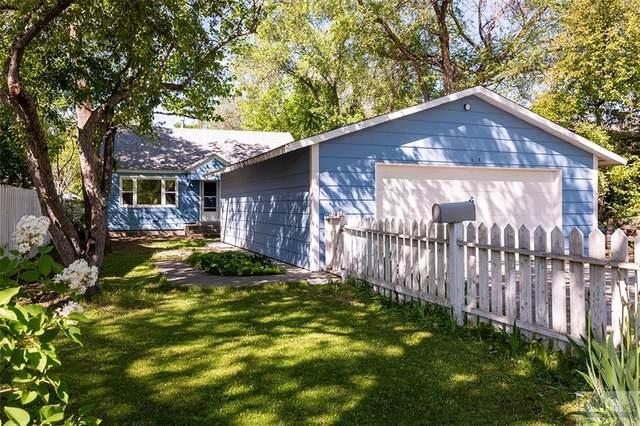 614 N 22nd Street, Billings, MT 59101 (MLS #316699) :: Search Billings Real Estate Group
