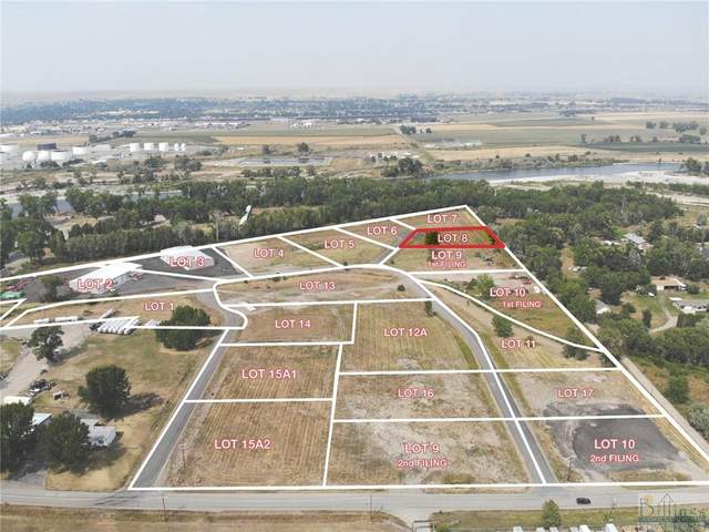 1425 Wilcox, Laurel, MT 59044 (MLS #316712) :: Search Billings Real Estate Group