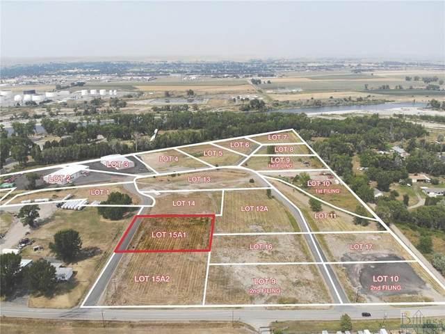 1541 W Laura Lee Ln, Laurel, MT 59044 (MLS #316719) :: Search Billings Real Estate Group