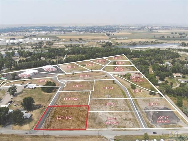 1547 W Laura Lee Ln, Laurel, MT 59044 (MLS #316723) :: Search Billings Real Estate Group