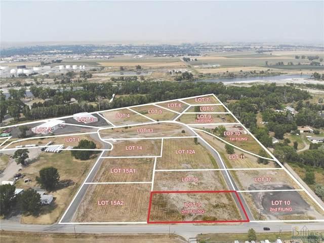 1505 E Laura Lee Ln, Laurel, MT 59044 (MLS #316726) :: Search Billings Real Estate Group
