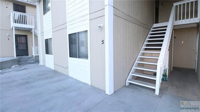 66 W Antelope Trl Unit #5, Billings, MT 59105 (MLS #316729) :: Search Billings Real Estate Group