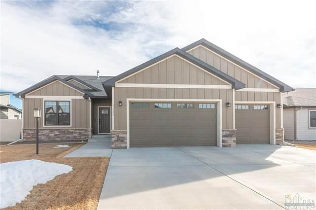 1121 Daylight Ln, Billings, MT 59106 (MLS #316730) :: Search Billings Real Estate Group