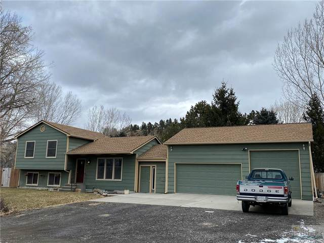 3643 Spotted Jack Loop S, Billings, MT 59101 (MLS #316731) :: Search Billings Real Estate Group