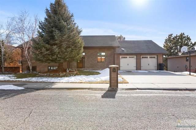 550 Tabriz Dr, Billings, MT 59105 (MLS #316732) :: Search Billings Real Estate Group