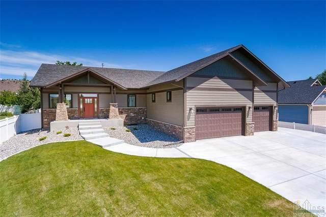 4255 Rangeview Drive, Billings, MT 59106 (MLS #316733) :: Search Billings Real Estate Group