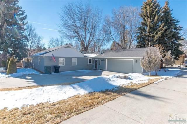 2516 Orchard Drive, Billings, MT 59102 (MLS #316734) :: Search Billings Real Estate Group
